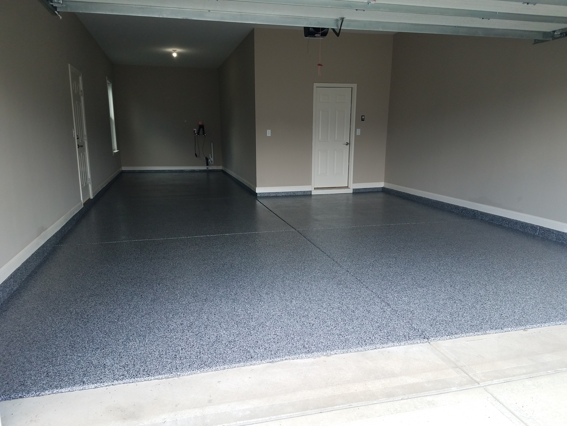 Epoxy Garage Floor Indianapolis